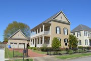 Traditional Style House Plan - 3 Beds 3.5 Baths 2528 Sq/Ft Plan #69-402