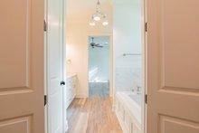 Architectural House Design - Cottage Interior - Master Bathroom Plan #430-117