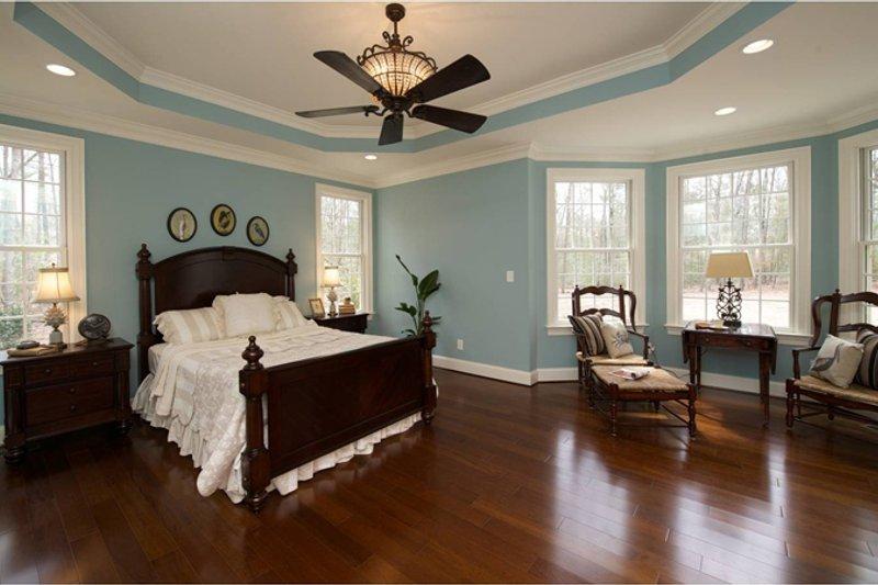 Traditional Interior - Master Bedroom Plan #927-958 - Houseplans.com