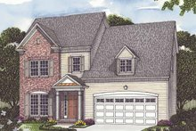 Traditional Exterior - Front Elevation Plan #453-503