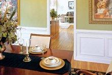 Home Plan - Mediterranean Interior - Dining Room Plan #927-141
