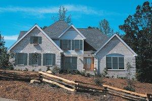 Home Plan - Traditional Photo Plan #57-122