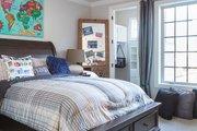 European Style House Plan - 4 Beds 4.5 Baths 4455 Sq/Ft Plan #48-650 Interior - Bedroom