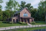 Farmhouse Style House Plan - 4 Beds 3.5 Baths 2992 Sq/Ft Plan #430-259