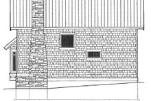 Traditional Exterior - Other Elevation Plan #48-302