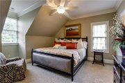 Country Style House Plan - 4 Beds 3 Baths 3939 Sq/Ft Plan #137-148 Interior - Bedroom
