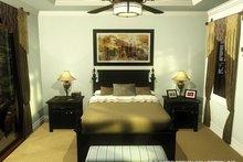 Mediterranean Interior - Master Bedroom Plan #930-434