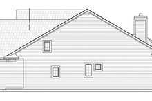House Plan Design - Country Exterior - Other Elevation Plan #20-2253