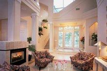Contemporary Interior - Family Room Plan #1039-4