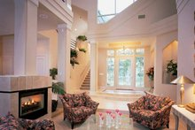 Home Plan - Contemporary Interior - Family Room Plan #1039-4