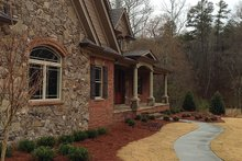 Traditional Exterior - Front Elevation Plan #437-73
