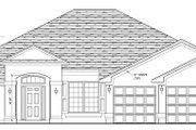 Traditional Style House Plan - 4 Beds 3 Baths 2508 Sq/Ft Plan #1058-49