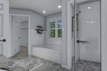 Dream House Plan - Traditional Interior - Master Bathroom Plan #1060-32