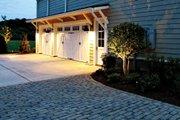 Craftsman Style House Plan - 4 Beds 5.5 Baths 3878 Sq/Ft Plan #927-5 Photo