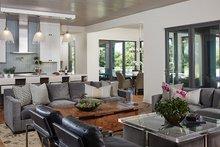 Contemporary Interior - Family Room Plan #928-291