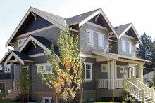 Craftsman Exterior - Front Elevation Plan #895-67