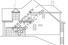 House Design - Country Exterior - Other Elevation Plan #927-695