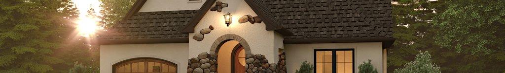 Small European House Plans, Floor Plans & Designs