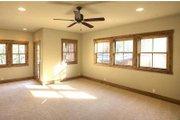 Craftsman Style House Plan - 4 Beds 2.5 Baths 3542 Sq/Ft Plan #899-1 Interior - Master Bedroom