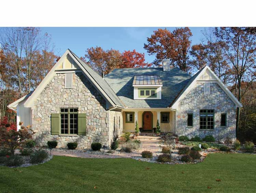 European style house plan 2 beds 2 5 baths 2699 sq ft for Canadian country house plans