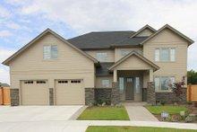 Home Plan - Craftsman Exterior - Front Elevation Plan #124-940