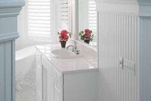 Architectural House Design - Colonial Interior - Master Bathroom Plan #928-179