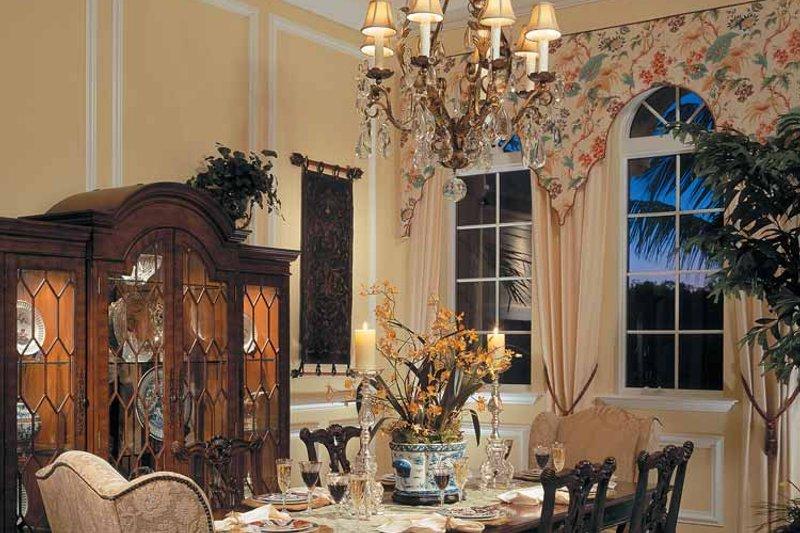 Mediterranean Interior - Dining Room Plan #930-107 - Houseplans.com