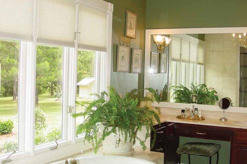 Colonial Interior - Master Bathroom Plan #44-205 - Houseplans.com
