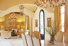 Home Plan - Mediterranean Interior - Dining Room Plan #1058-11