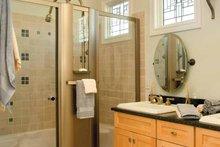 Craftsman Interior - Master Bathroom Plan #930-356