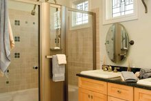 Craftsman Interior - Master Bathroom Plan #930-356