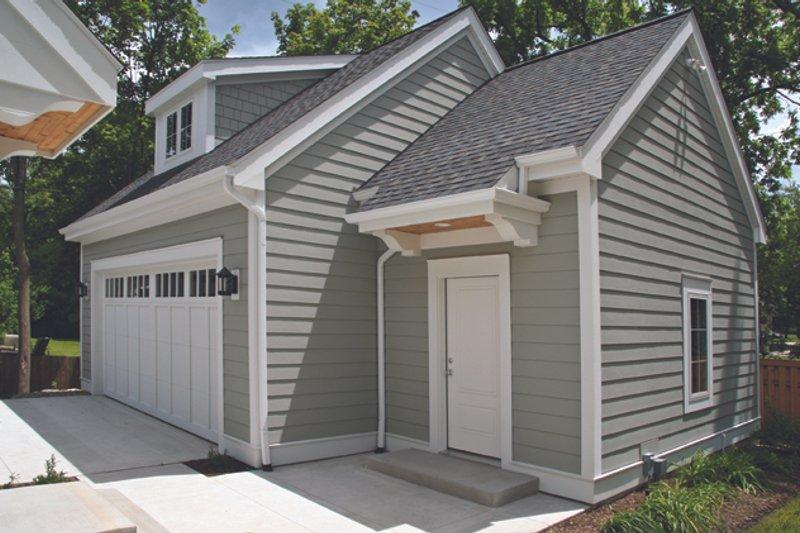 Tudor Exterior - Other Elevation Plan #928-257 - Houseplans.com