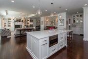 Ranch Style House Plan - 3 Beds 2 Baths 2784 Sq/Ft Plan #70-1467 Interior - Kitchen