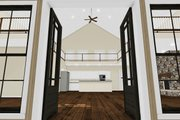 Country Style House Plan - 3 Beds 3.5 Baths 4072 Sq/Ft Plan #923-97 Exterior - Other Elevation