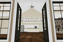 Dream House Plan - Front Entry