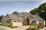 Craftsman Style House Plan - 4 Beds 3.5 Baths 3084 Sq/Ft Plan #48-615