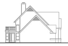 Home Plan - Country Exterior - Other Elevation Plan #120-201