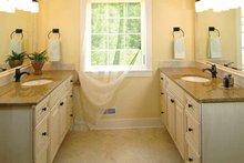 House Plan Design - European Interior - Master Bathroom Plan #928-28