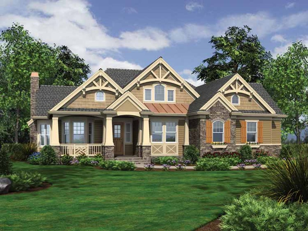 Floor Plans Com Traditional Style House Plan 3 Beds 2 Baths 2320 Sq Ft