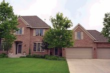 House Plan Design - European Exterior - Front Elevation Plan #51-911