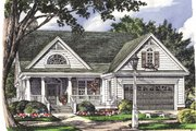 Country Style House Plan - 3 Beds 2 Baths 1727 Sq/Ft Plan #929-704 Exterior - Front Elevation