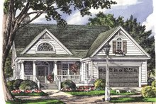 Home Plan - Rendering