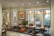 Mediterranean Style House Plan - 4 Beds 3.5 Baths 3225 Sq/Ft Plan #938-25 Interior - Kitchen