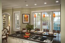 Mediterranean Interior - Kitchen Plan #938-25