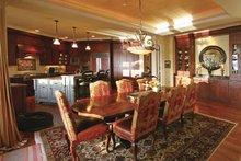 Dream House Plan - Craftsman Interior - Dining Room Plan #132-485
