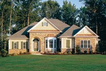 House Design - Country Exterior - Front Elevation Plan #927-781