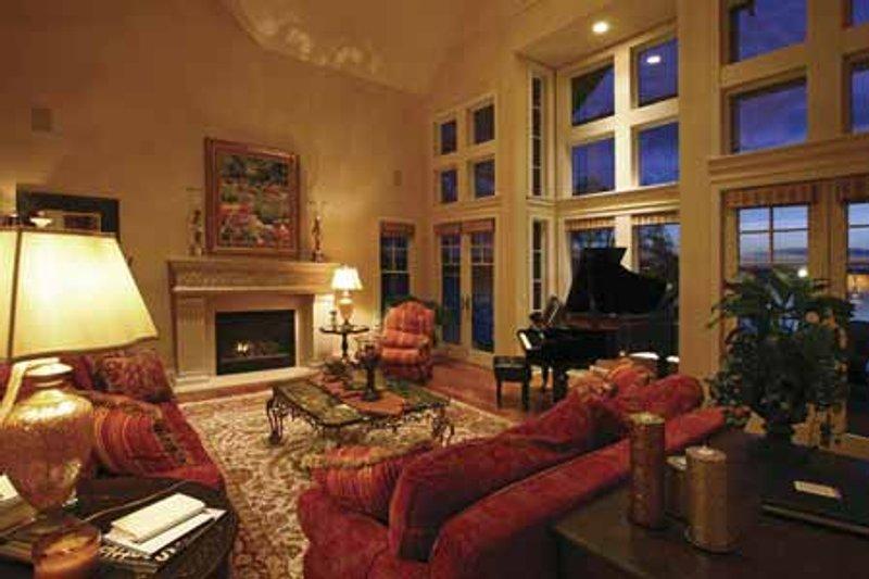 Home Plan - Craftsman Interior - Other Plan #132-485
