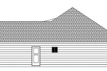 Craftsman Exterior - Other Elevation Plan #943-48