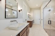 Craftsman Style House Plan - 5 Beds 3.5 Baths 3311 Sq/Ft Plan #430-179 Interior - Master Bathroom