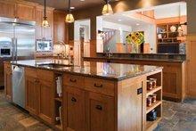 Dream House Plan - Craftsman Interior - Kitchen Plan #48-364